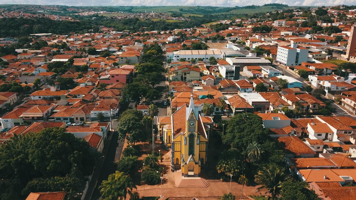 Igreja Matriz São José de Barra Bonita - SP