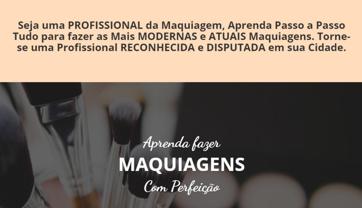 Aprenda Maquiagem Online - site: https://www.aprendamaquiagemonline.com/?ref=J7373075L