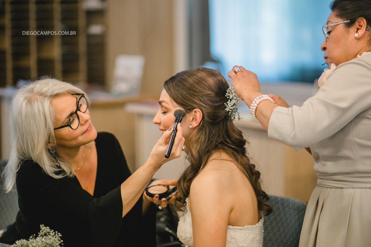 making of e maquiagem de noiva