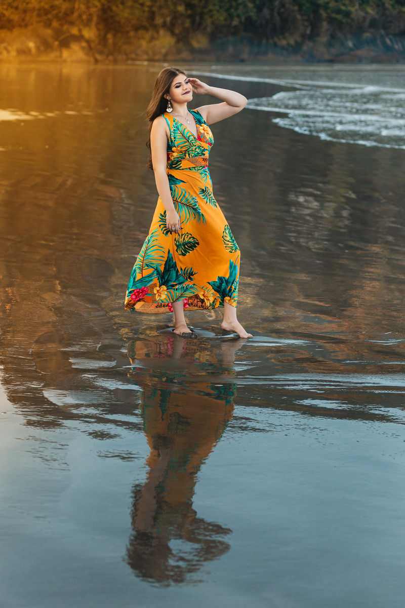 iporanga praia agua reflexo