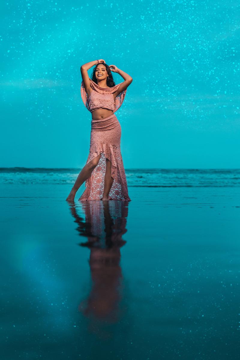 praia tijucopava ceu reflexo