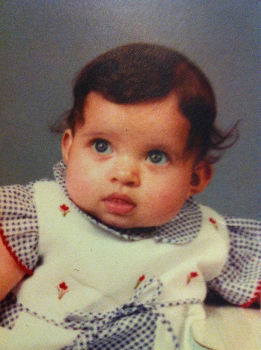 Minha primeira fotografia em Jan/1980