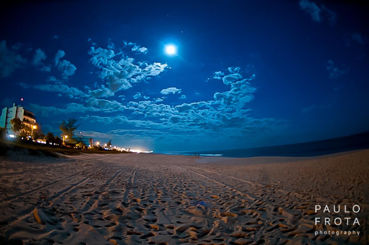 fotografia saquarema a noite - fotografo em saquarema