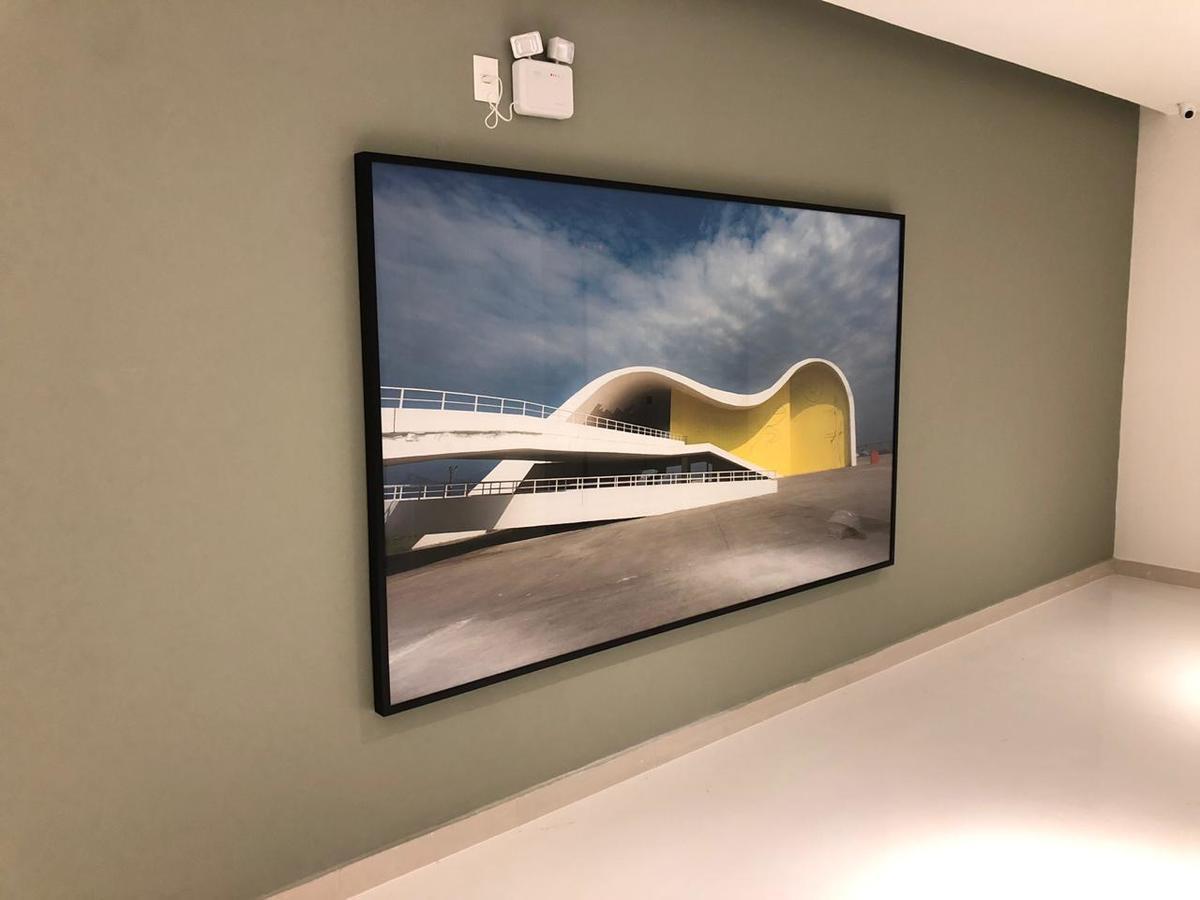 quadro do museu de arte popular niterói
