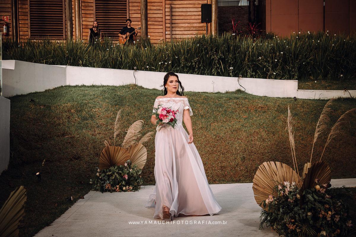 Vestido de noiva personalizado