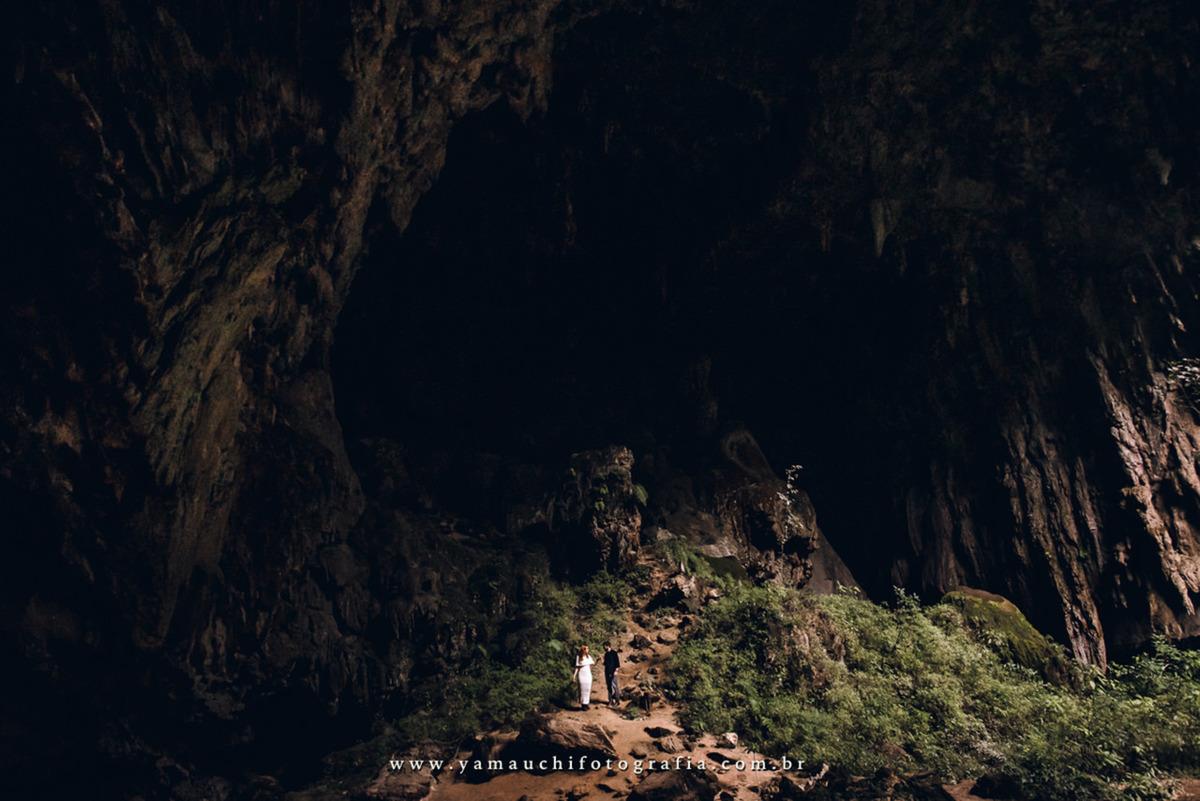 Caverna Temimina - Núcleo Caboclos - Petar