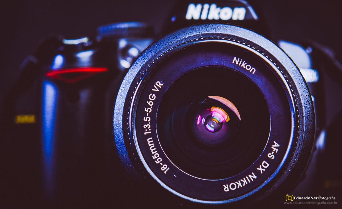 Camera onde a minha história começou...