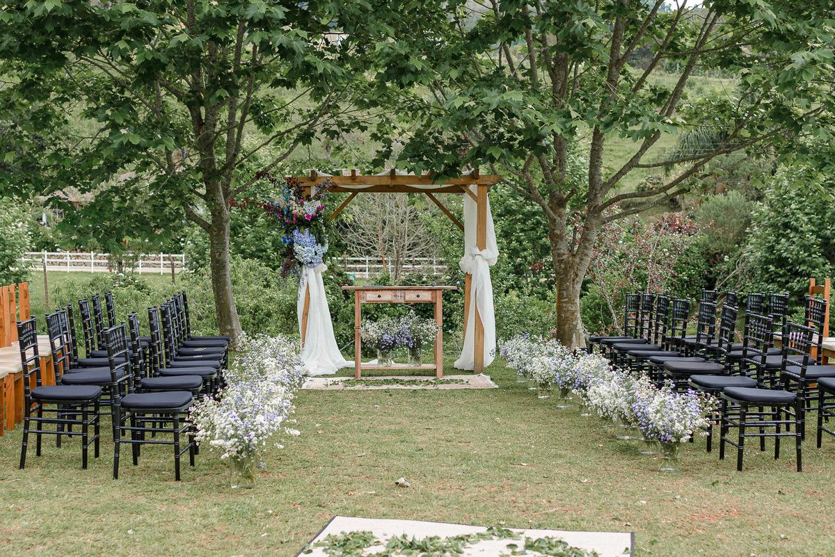 Casamento Jardim dos Platanos