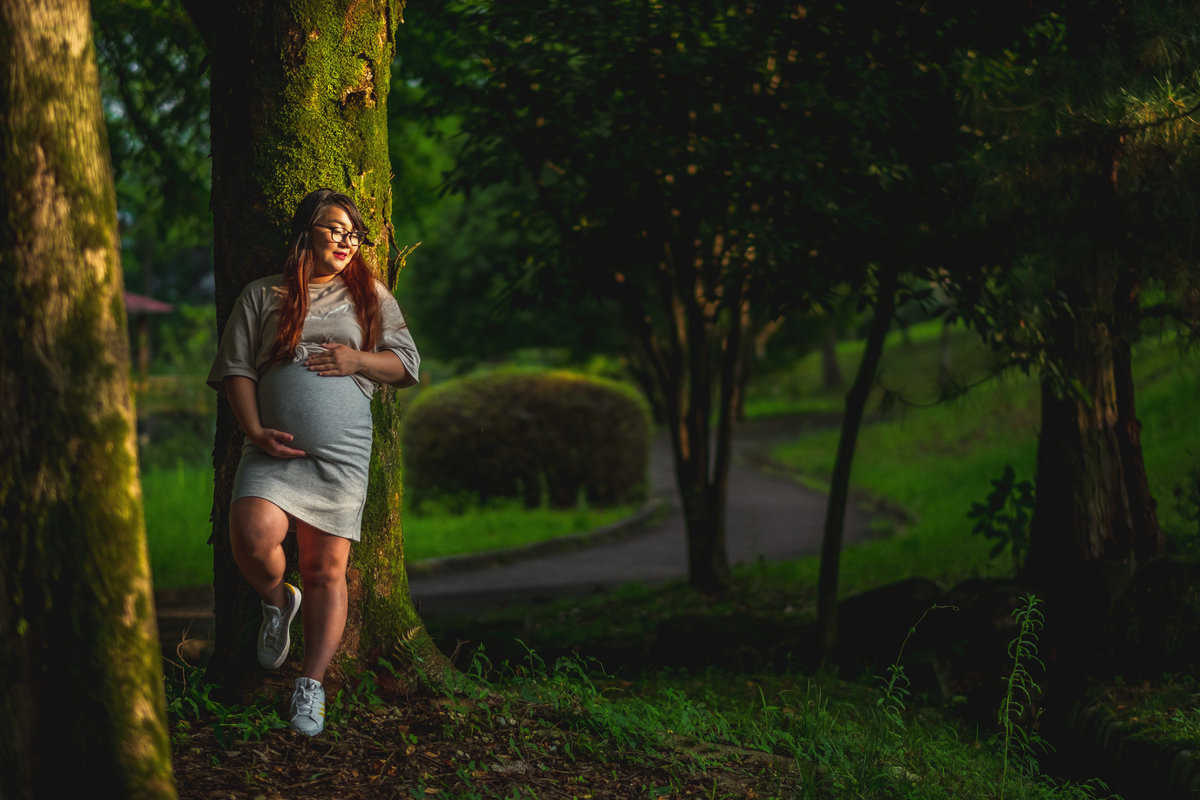 gestante no japao, ensaio gestante no japao, minokamo, fotografo em minokamo, curso de fotografia, ensaio no parque