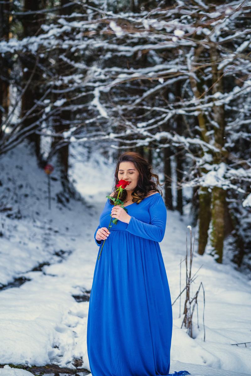 fotografia na neve no japao, fotografo de gestante no japao, fotografo brasileiro no japao,