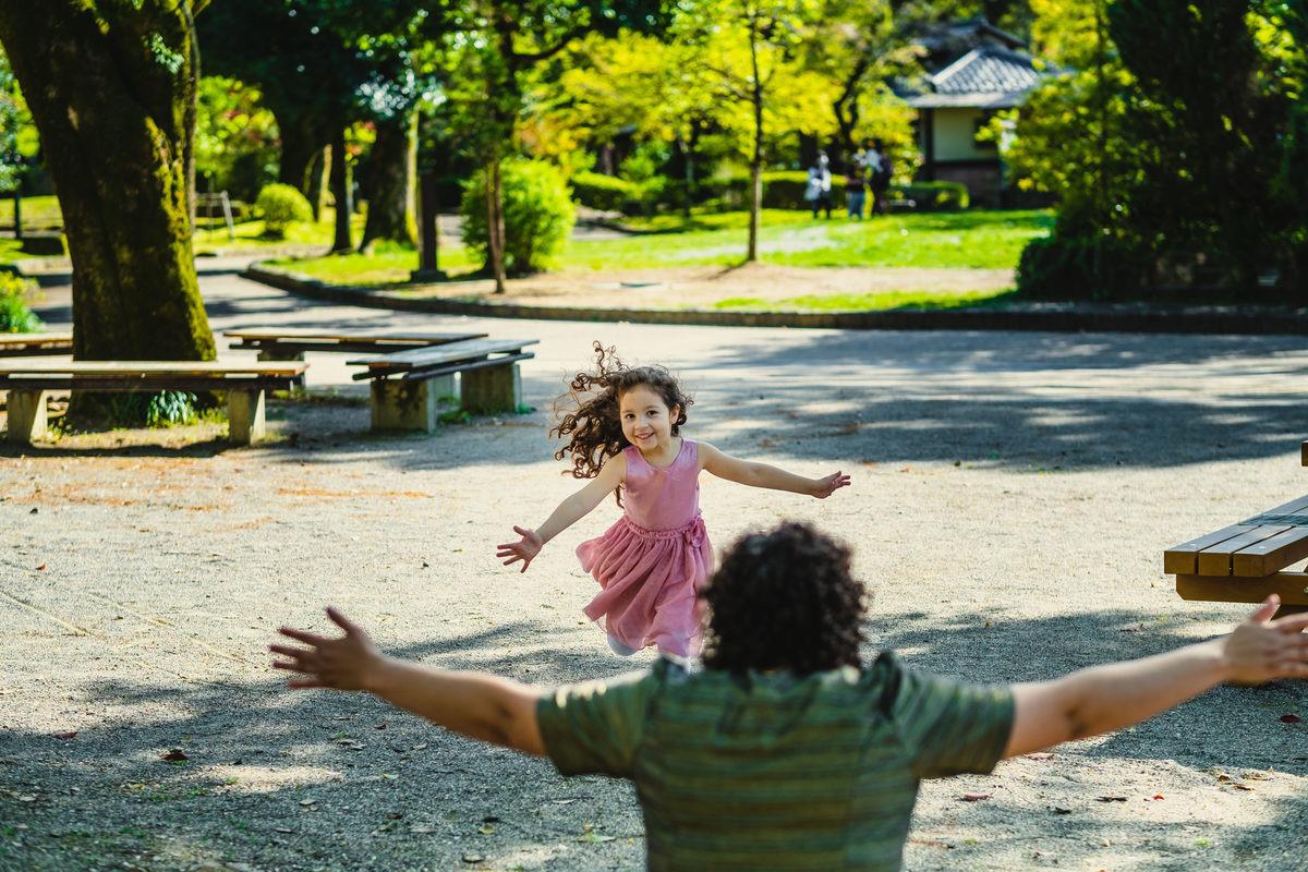 deus fe Graca e gratidao, ensaio mae e filha, ensaio familiar no Japao, fotografo no Japao, ensaio em gifu