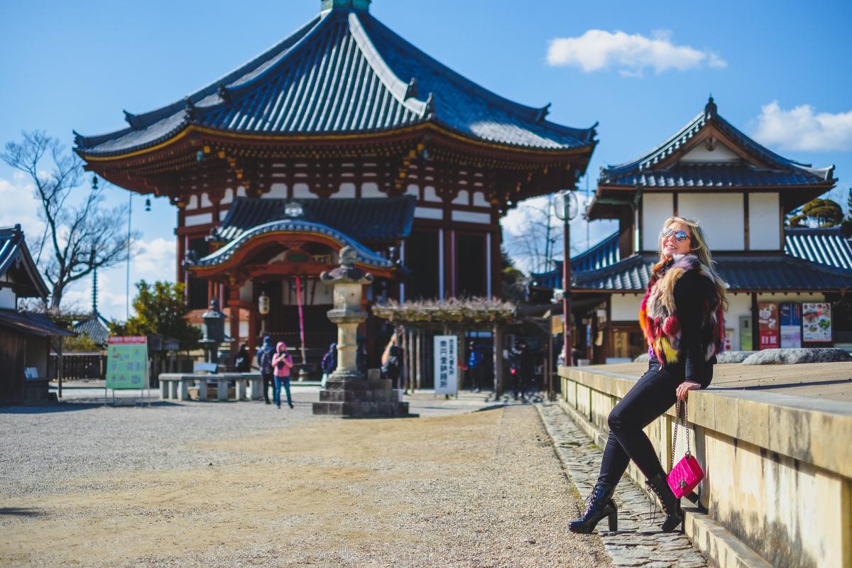 ensaio em nara, blogueira no japao, fotografo em kyoto,