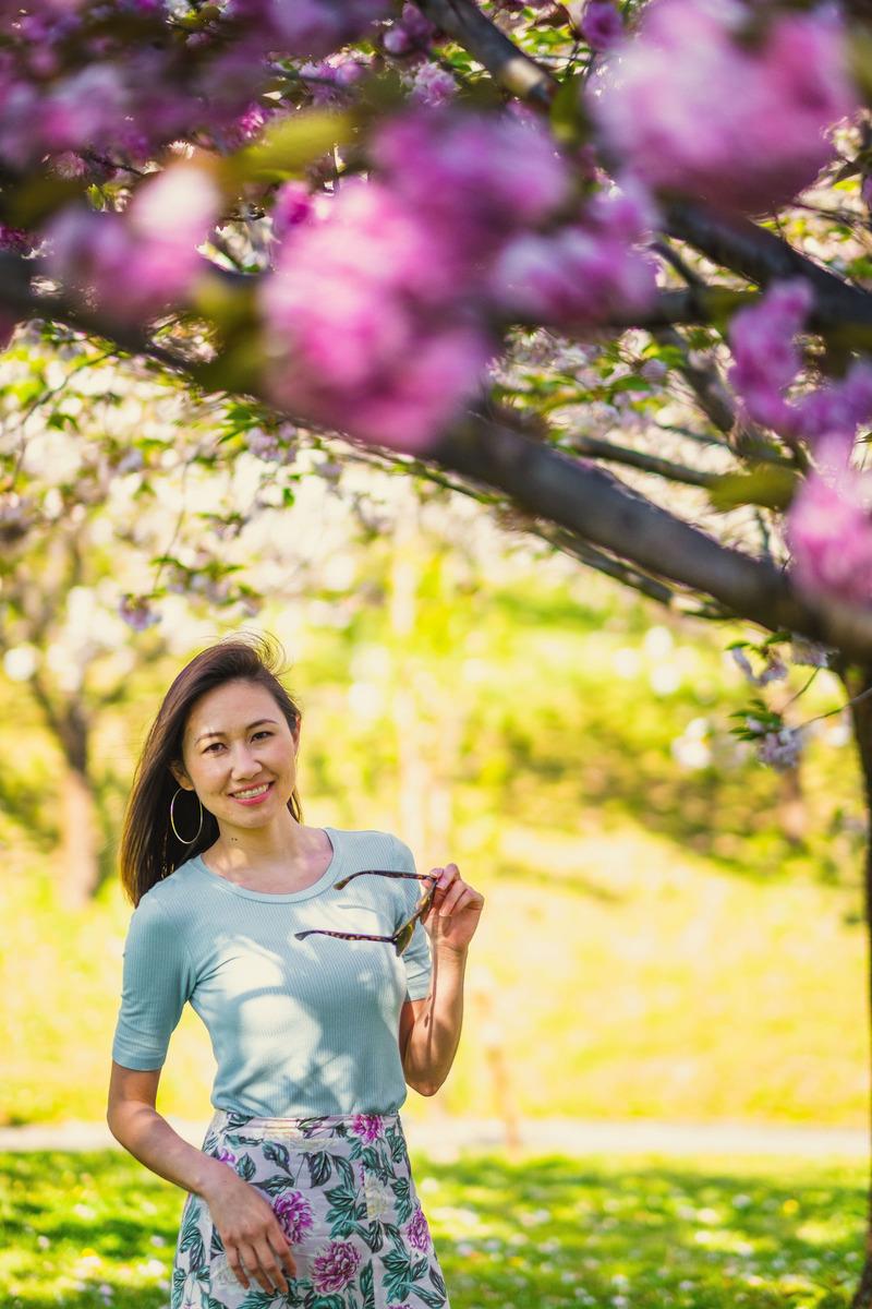 ensaio no sakura, ensaio no Japao, fotografo no Japao, ensaio familiar no Japao, ensaio diferente no Japao