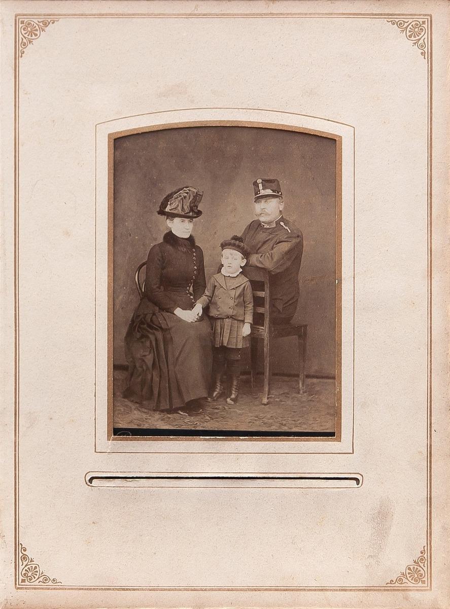 Lembra-se das tradicionais fotos de família?