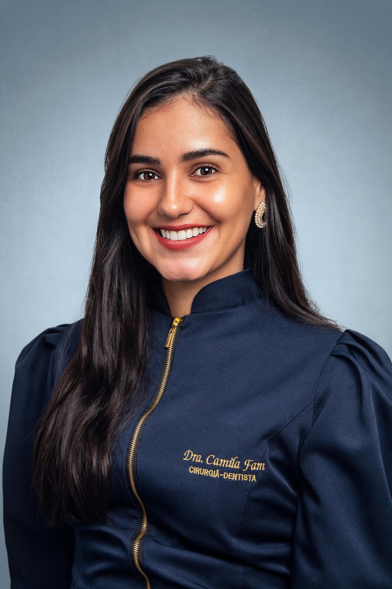 Dra. Camila Fam | Cirurgiã Dentista | Retrato Corporativo em Salvador | Icaro Cerqueira Fotografia