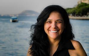 Sobre Patricia Frochlich de Carvalho