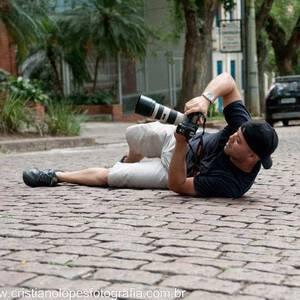 Sobre Cristiano Lopes