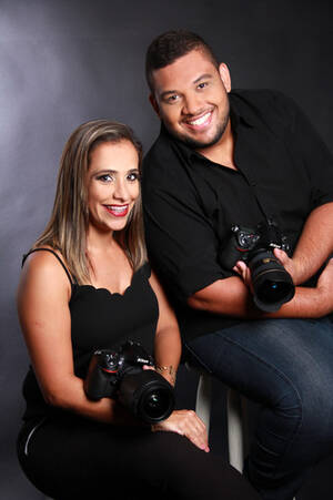 Sobre Cinthya Gomes e Eduardo Sousa