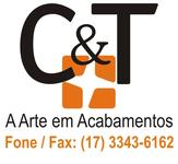 C&T ACABAMENTOS E HIDRAULICA LTDA ME